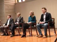 Candidate Forum Video (January 27)